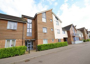 Thumbnail 2 bedroom flat to rent in Kemsley Crescent, Broughton, Milton Keynes