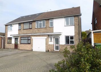 Thumbnail 4 bed semi-detached house to rent in Murcott Road East, Leamington Spa, Warwickshire