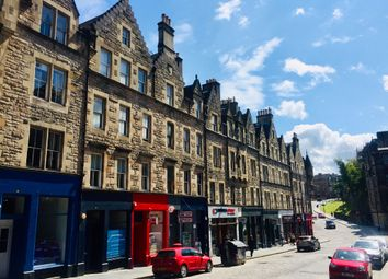 Thumbnail 3 bed flat to rent in St Mary's Street, Edinburgh