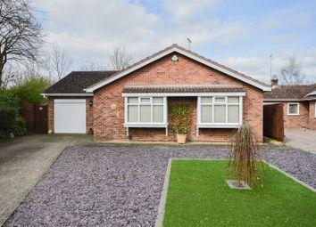 Thumbnail 3 bed detached bungalow for sale in Warwick Road, Walton, Peterborough