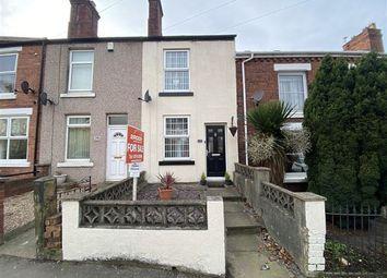 2 bed terraced house for sale in High Street, Killamarsh, Sheffield S21