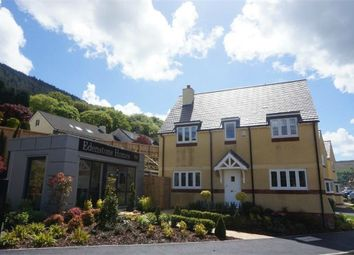 Thumbnail 3 bed detached house for sale in Garden View Close, Pontywaun, Newport, Caerphilly