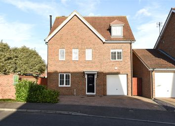 Thumbnail 6 bed detached house for sale in Dexter Way, Winnersh, Wokingham, Berkshire