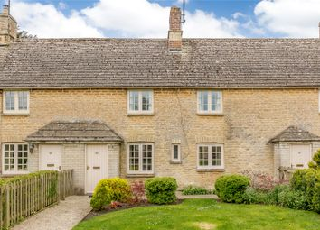 Thumbnail 2 bed terraced house for sale in Bibury Road, Coln St. Aldwyns, Cirencester, Gloucestershire