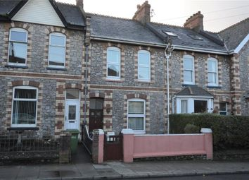 3 bed terraced house for sale in Windsor Road, Torquay, Devon TQ1