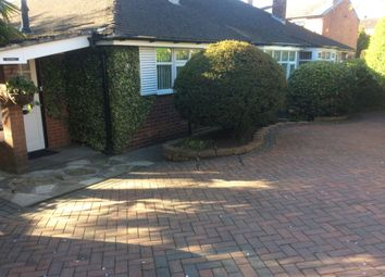Thumbnail 3 bed bungalow to rent in Dowson Road, Hyde