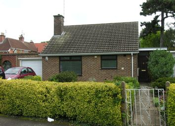 Thumbnail 3 bed detached bungalow to rent in Station Close, Chellaston, Derby
