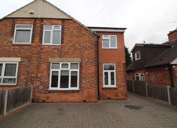 4 bed semi-detached house for sale in Gedding Road, Leicester LE5