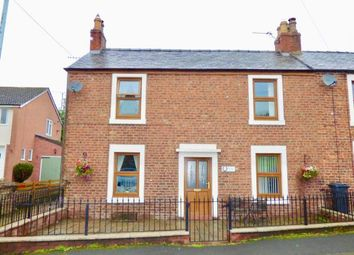Thumbnail 4 bed end terrace house for sale in Eden Bank Cottage, Little Corby Road, Little Corby, Carlisle