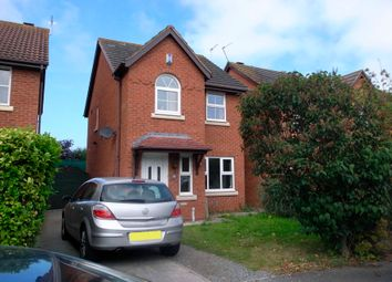 Thumbnail 3 bed detached house to rent in Maes Y Gog, Rhyl