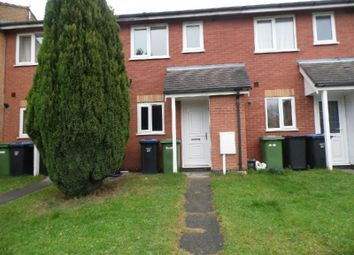 Thumbnail 2 bedroom terraced house to rent in Talbott Close, Broughton Astley, Leicester