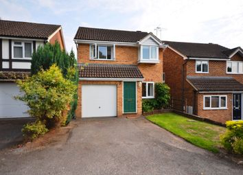 Thumbnail 3 bed detached house to rent in Merryweather Close, Finchampstead, Wokingham