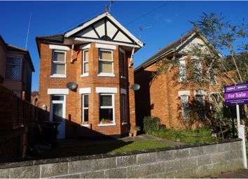 Thumbnail 2 bed flat for sale in Castlemain Avenue, Bournemouth