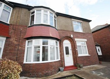 Thumbnail 2 bed flat to rent in Closefield Grove, Whitley Bay