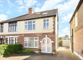 Thumbnail 4 bed semi-detached house for sale in Manor Lane, Lower Sunbury