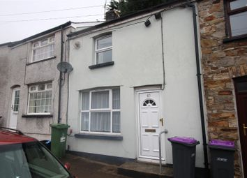 Thumbnail 2 bed terraced house for sale in High Street, Abersychan, Pontypool