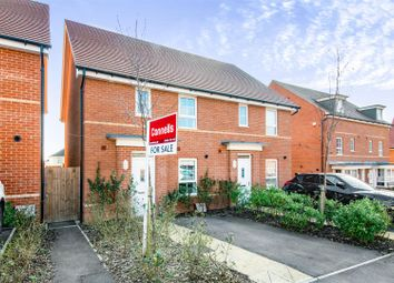 Thumbnail 3 bedroom semi-detached house for sale in Cardinal Place, Southampton