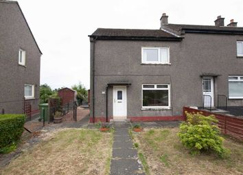 Thumbnail 2 bed end terrace house for sale in 23 Carse Terrace, Alloa, 2Ed, UK