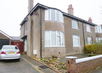 Thumbnail 2 bed flat to rent in Regent Park Avenue, Morecambe