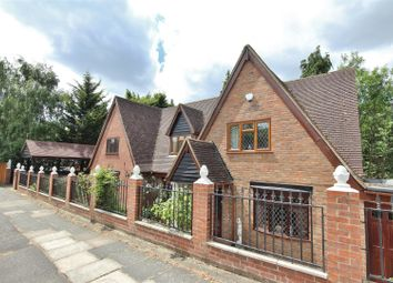 Thumbnail 4 bed detached house for sale in Ridgeway Road North, Osterley, Isleworth