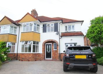 Thumbnail 4 bed semi-detached house for sale in Woolacombe Road, Childwall, Liverpool
