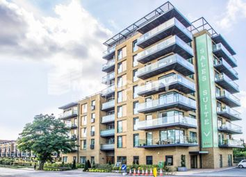 Thumbnail 2 bed flat for sale in Tizzard Grove, London