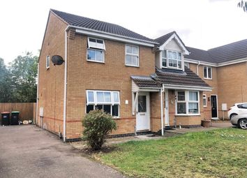 Thumbnail 3 bed property to rent in Kirkstall Close, Elstow, Bedford