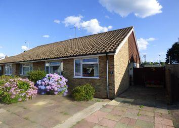 Thumbnail 2 bed semi-detached bungalow to rent in Downs Way, East Preston, Littlehampton