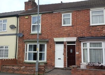 Thumbnail 2 bed terraced house to rent in Rasen Lane, Lincoln
