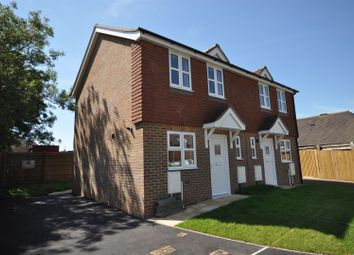 Thumbnail 2 bed semi-detached house to rent in Upper Horsebridge, Hailsham