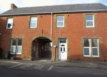 Thumbnail 1 bed flat to rent in Bow Street, Langport