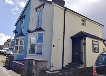 Thumbnail 2 bed semi-detached house for sale in Bryn Place, Aberystwyth, Ceredigion
