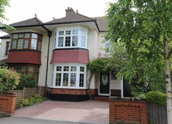 Thumbnail 4 bedroom semi-detached house for sale in Connaught Avenue, North Chingford, London