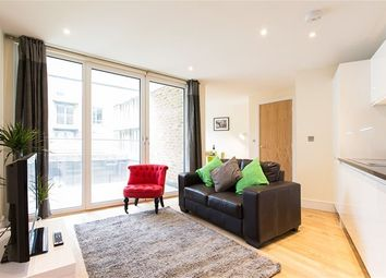 Thumbnail 2 bed flat to rent in Canary Wharf Apartment, Canary, Poplar