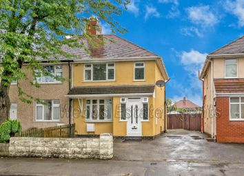 Thumbnail 3 bed semi-detached house for sale in Lilac Avenue, Cannock