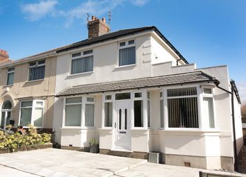 Thumbnail 3 bed semi-detached house for sale in Highville Road, Liverpool