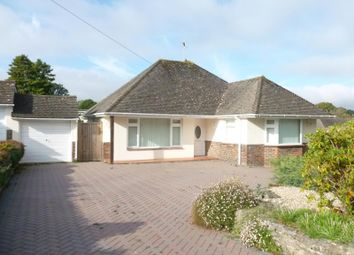 Thumbnail 2 bed bungalow to rent in Firshill, Highcliffe, Christchurch
