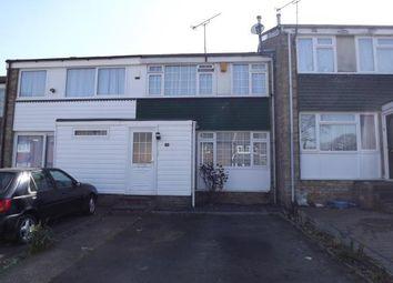 Thumbnail 3 bed terraced house for sale in Bayswater Drive, Rainham, Gillingham, Kent