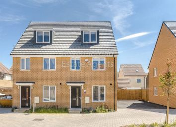 3 bed semi-detached house for sale in Haven Street, Broughton, Milton Keynes MK10