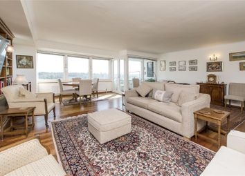 Thumbnail 2 bed flat for sale in Burghley House, Somerset Road, Wimbledon, London