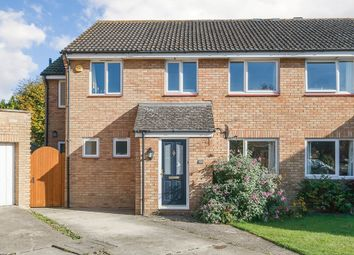 Thumbnail 4 bed semi-detached house for sale in Great Close Road, Yarnton, Kidlington