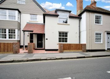 Thumbnail 3 bed terraced house for sale in High Street, Hamble, Southampton