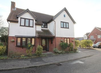 4 bed detached house for sale in Althorne Close, Burnt Mills, Basildon SS13
