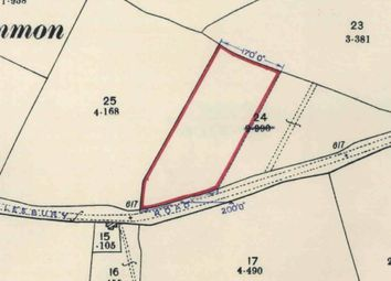 Thumbnail Land for sale in Land At Cholesbury Lane, Buckland Common, Tring, Buckinghamshire