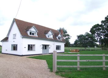Thumbnail 3 bed detached house to rent in Westleton, Saxmundham, Suffolk