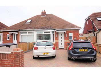 Thumbnail 2 bed bungalow for sale in Cooper Grove, Fareham
