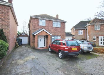 Thumbnail 4 bedroom detached house for sale in Moorlands Crescent, Southampton