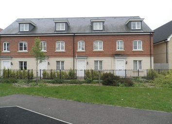 Thumbnail 3 bedroom town house to rent in Orchid Drive, Red Lodge, Bury St. Edmunds