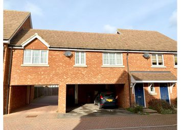 Thumbnail 2 bed flat for sale in Glimmer Way, Rochester