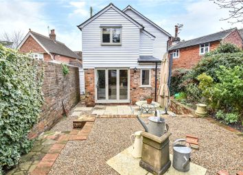High Street, Frant, Tunbridge Wells, Kent TN3. 3 bed detached house